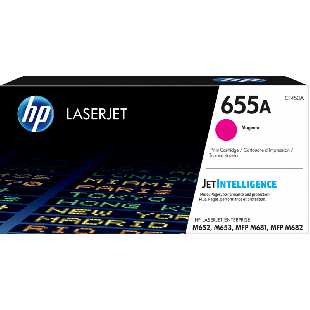 HP 655A Magenta Original LaserJet Toner Cartridge