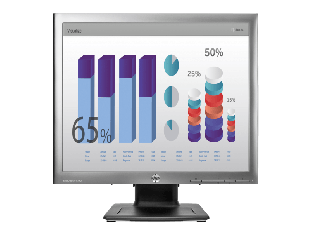 HP EliteDisplay E190i 18.9-inch LED Backlit IPS Monitor