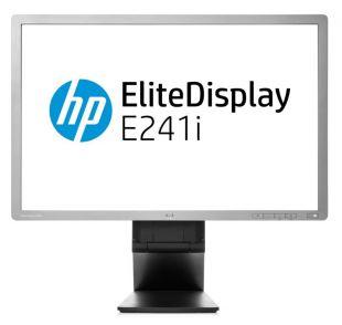 HP EliteDisplay E241i 24-in IPS LED Backlit Monitor