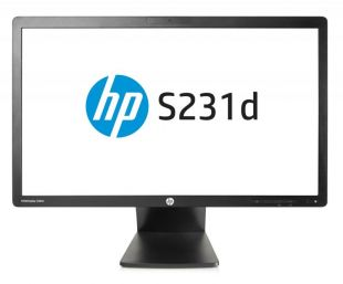 HP EliteDisplay S231d 23-in IPS LED Notebook Docking Monitor