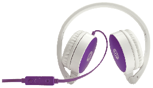HP H2800 Purple Headset