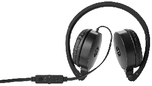 HP H2800 Black Headset
