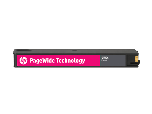 HP 975A Magenta Original PageWide Cartridge