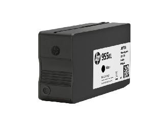 HP 955XL High Yield Black Original Ink Cartridge
