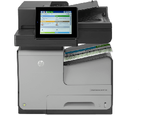 HP OfficeJet Managed Color MFP X585dnm