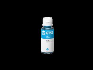 HP GT52 Cyan Original Ink Bottle