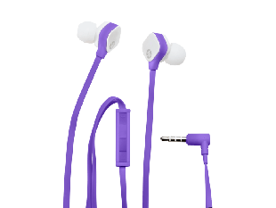 HP H2310 Purple In-ear Headset