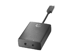 HP USB-C to 3.0mm and 4.5mm Adapter