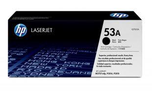 HP 53A Black Original LaserJet Toner Cartridge