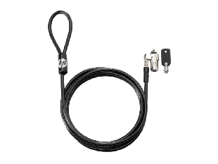 HP Master Keyed Cable Lock 10mm