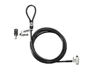 HP Dual Head Master Cable Lock 10 mm