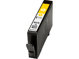 HP 905XL High Yield Yellow Original Ink Cartridge