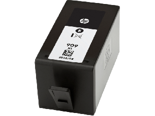HP 909XL High Yield Black Original Ink Cartridge