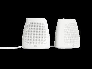 HP S3100 White USB Speaker