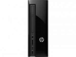 HP Slimline Desktop - 260-p028d (ENERGY STAR)