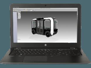 HP ZBook 15 G4 Ultra Mobile Workstation