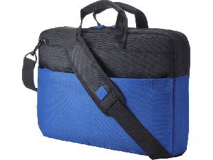 HP 15.6 Duotone Blue BriefCase