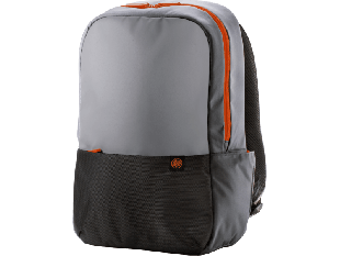 HP 15.6 Duotone Orange Backpack
