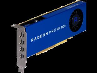 AMD Radeon Pro WX 4100 4GB Graphics Card