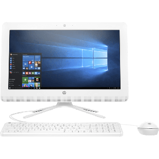 HP All-in-One - 22-b304d