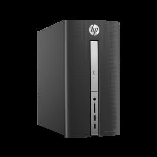 HP Pavilion Desktop - 570-p034d