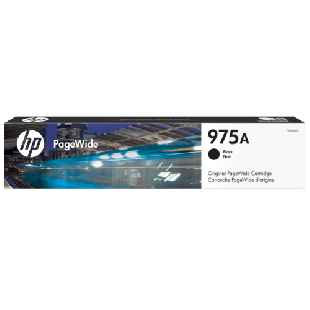HP 975A Black Original PageWide Cartridge