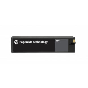 HP 975X High Yield Black Original PageWide Cartridge