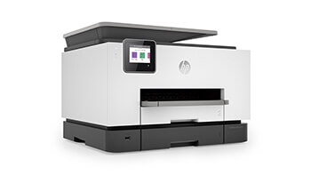 HP OfficeJet Pro 9000 series - The smartest way to get the job done