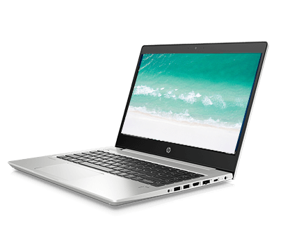 ProBook 445 G6 right facing view