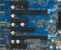 The Z6 CPU and  Memory Riser Connector