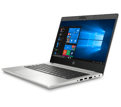 ProBook 430 G6 left facing view