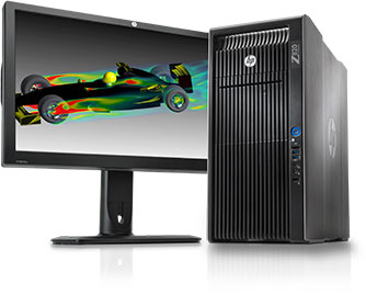 HP Z820 Workstations