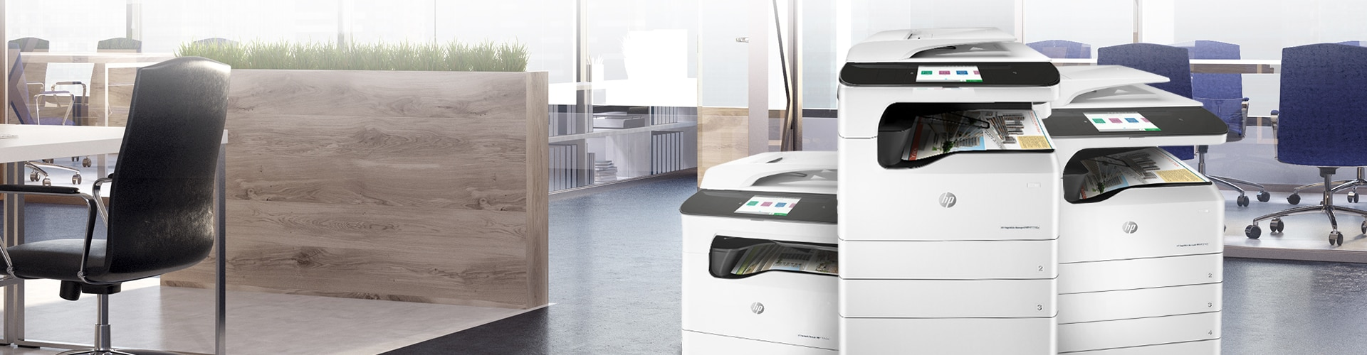 HP Smart  Multifunction  Printers