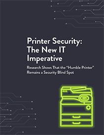 Business Print Security
