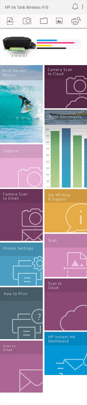 HP Mobile Printing from a Smartphone or Tablet | HP