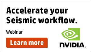 Accelerate your Seismic workflow. NVIDIA Webinar. Learn more.