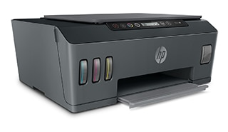 HP Smart Tank / Ink Tank printers - High-volume,  extremely low-cost printing.
