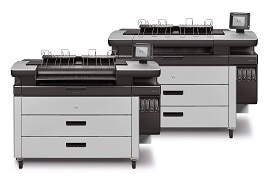 Stampanti HP PageWide XL serie 4100/4600