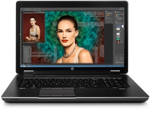 HP ZBook 17 Mobile Workstations