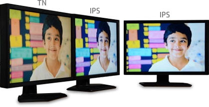 HP Z Display Workstation IPS Technology