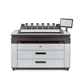 МФУ HP DesignJet XL серии 3600
