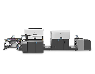 HP Indigo WS6800p Digital Press