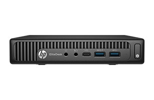 Desktop HP EliteDesk 800 Mini