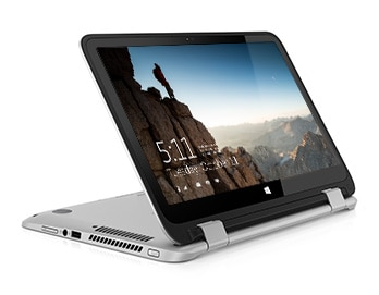 HP Pavilion x360 with AMD processor