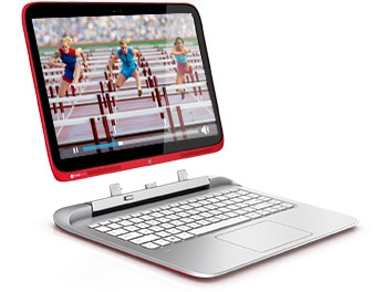 HP Pavilion x2 detachable notebook and tablet