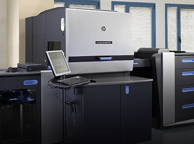HP Indigo digital presses