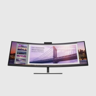 elite curved 43 inch monitor