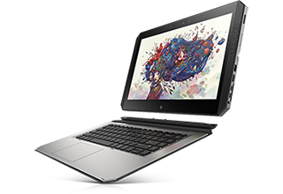 HP ZBook x2 Mobile Workstation for business