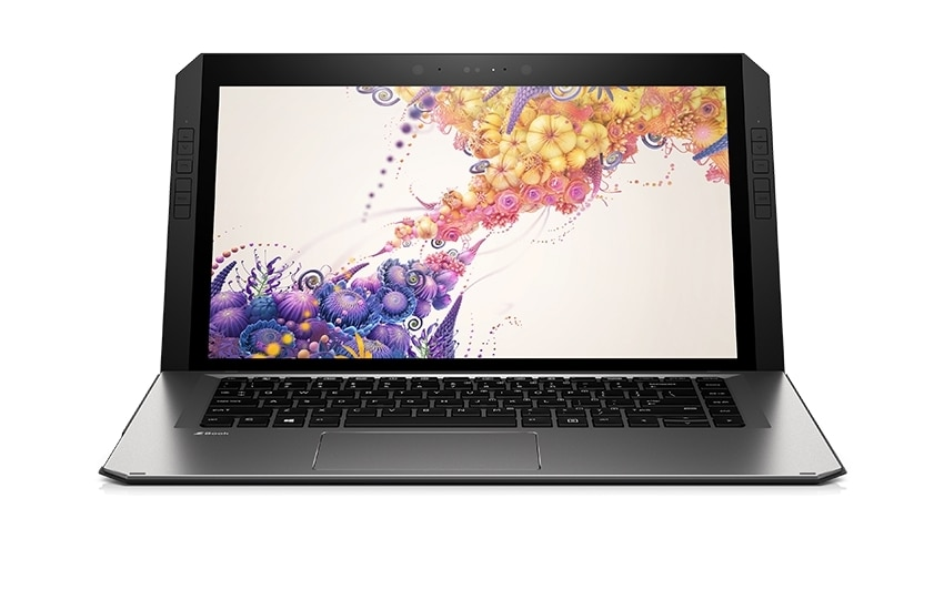 HP ZBook x2 Laptop mode