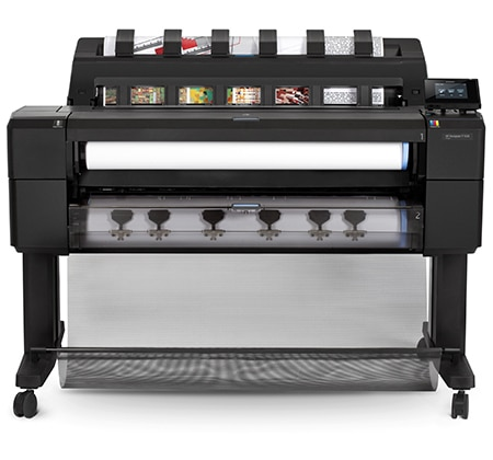 HP DesignJet T1530 printer plotter